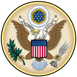 Great Seal of the US small