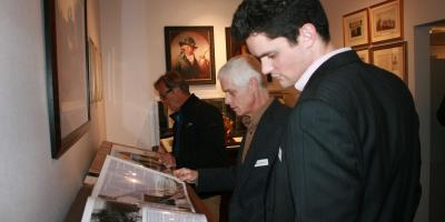 Viewing the Book of Remembrance